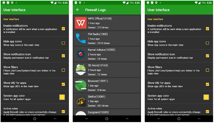 AFWall-Android-Firewall