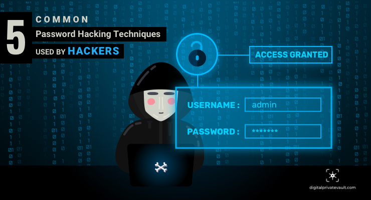 5 Common Password-Cracking Techniques Used by Hackers